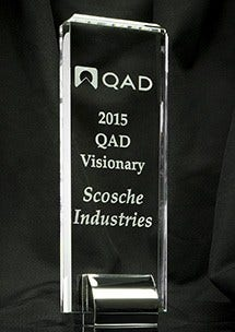 2015 QAD Visionary Award
